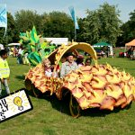 The Pineapple Car