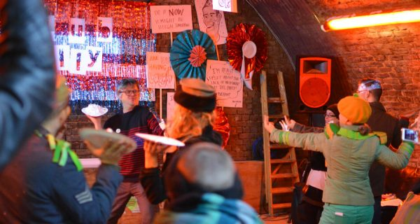 club silly with bureau of silly ideas event brixton roger hartley