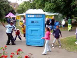 bureau of silly ideas london professional street entertainment comedy 1