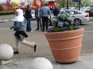 bureau of silly ideas london professional street entertainment comedy 5